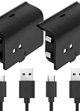 Rechargeable Battery Pack Compatible with Xbox One/One X/One S Elite