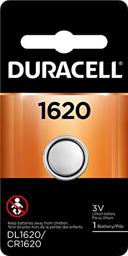 Duracell - 1620 3V Lithium Coin Battery