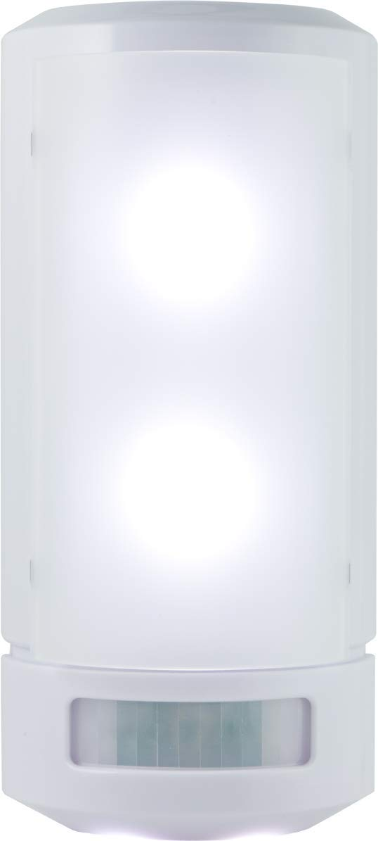 GE Wireless LED Wall Sconce, Motion Sensing