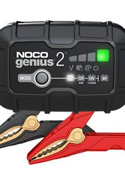 NOCO GENIUS2, 2-Amp Fully-Automatic Smart Charger