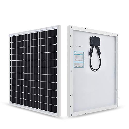 Renogy 50 Watt 12 Volt Monocrystalline Solar Panel