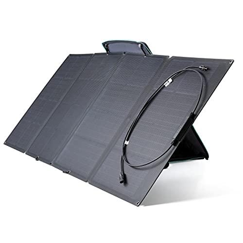 EF ECOFLOW 160 Watt Portable Solar Panel for Power Station