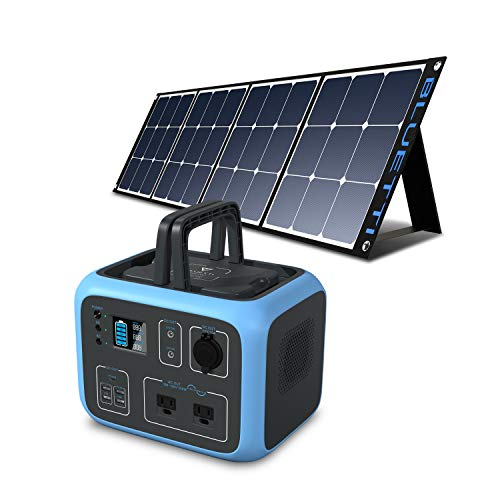 BLUETTI AC50S 500Wh Portable Power Station