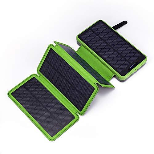 Solar Power Bank 25000mAh Dual Output