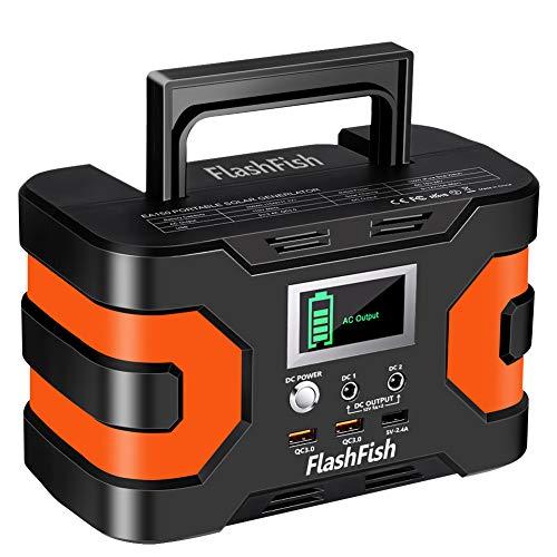 Flashfish CPAP Battery 166Wh 45000mAh Backup Power