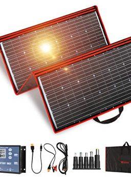 DOKIO 300 Watts 18 Volts Portable Foldable Solar Panel
