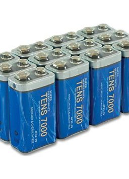 9-Volt Heavy Duty Batteries for Everyday Use