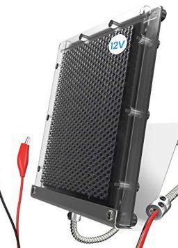 12V 1.7W Solar Panel for Deer Feeder Waterproof