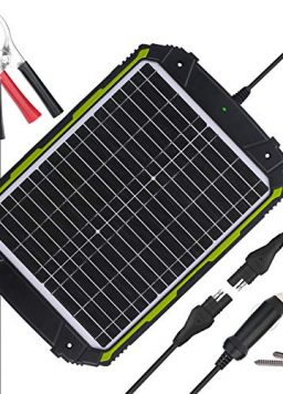 Sun Energise Waterproof 12V 20W Solar Battery Charger Pro