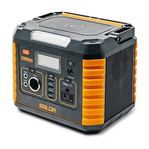110V AC Outlet for Outdoor Camping Travel Emergency