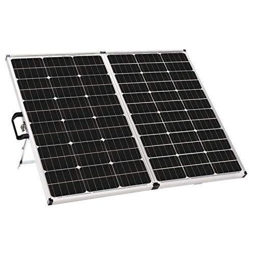 Zamp solar Legacy Series 140-Watt Portable Solar Panel Kit