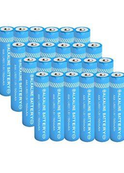 Triple AAA Alkaline Battery 24 Count