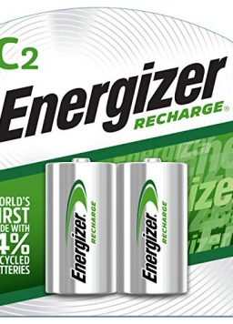 Energizer Precharged Recharg Battery