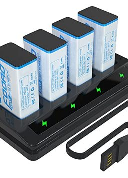 9v Battery Rechargeable Battery Suitable for Toys