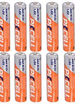 Rechargeable aa AAA Size Batteries