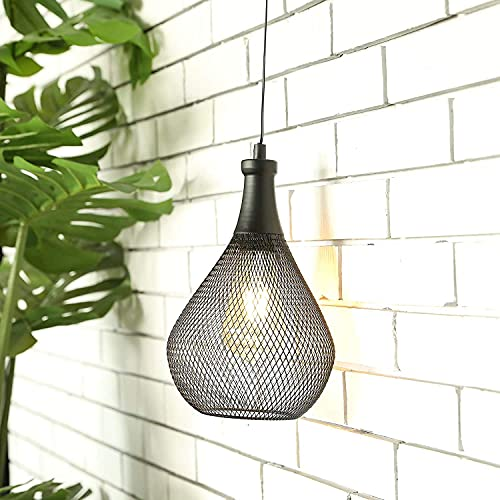 Cordless Hanging Lamp Battery Operated
