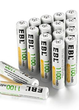 Rechargeable AAA Batteries 1100mAh Ni-MH Battery