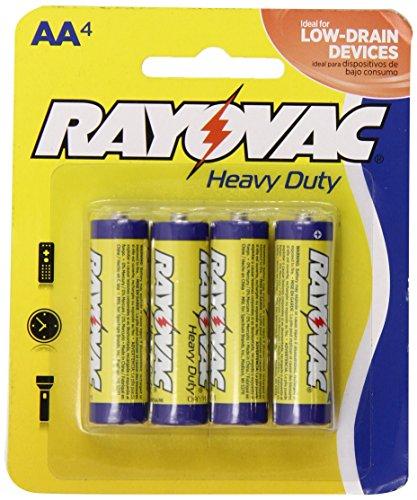Heavy Duty AA Batteries