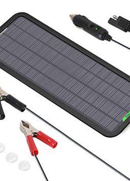 ALLPOWERS 18V 12V 5W Portable Solar Panel