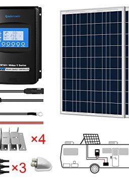 400 watts Polycrystalline Panel Solar RV Kit