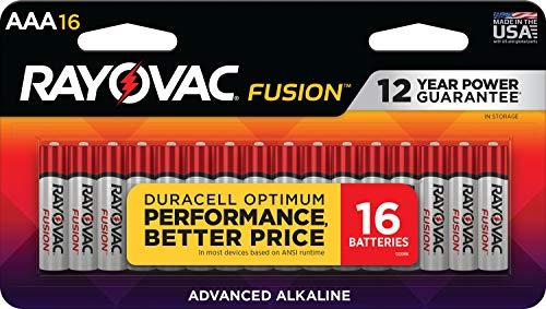 Premium Alkaline Triple A Batteries