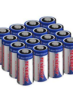 3V CR123A Lithium Battery High Performance