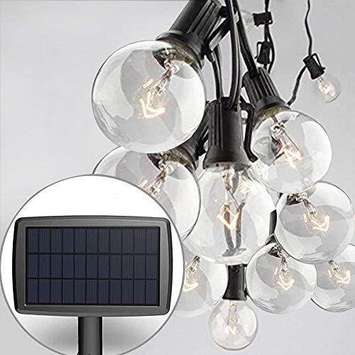 Sunlitec Solar String Lights Waterproof LED Indoor/Outdoor
