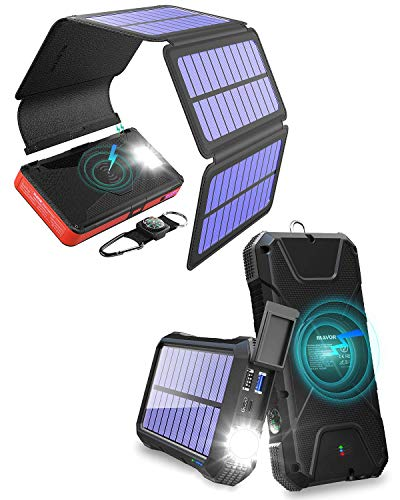 20,000mAh PD Fast Solar Phone Charger