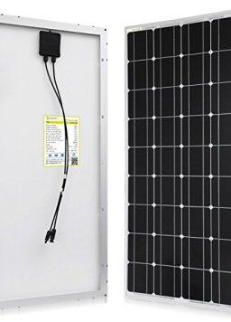 PowerECO 100W Mono Photo voltaic Panel