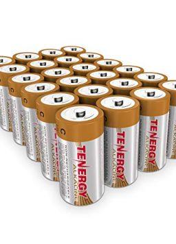 LR14 High Performance C Non-Rechargeable Batteries