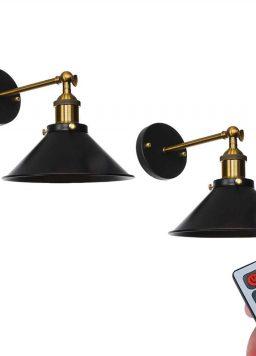 KAYYELAMP 2-Pack 55 Lumens Led Remote Control