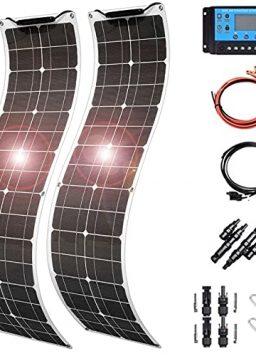 TYNB 400 Watt Flexible Solar Panels Module kit