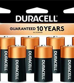 C Batteries Long Lasting Duracell