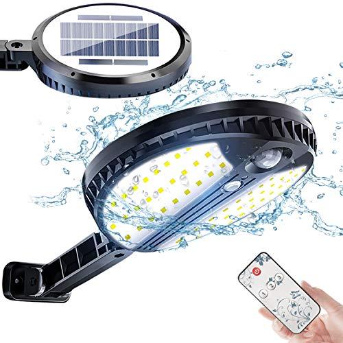 Solar Lights-Outdoor Motion-Sensor IP65-Waterproof Flood