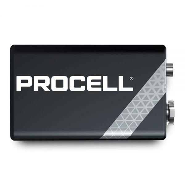Duracell PROCELL Alkaline 9V Batteries