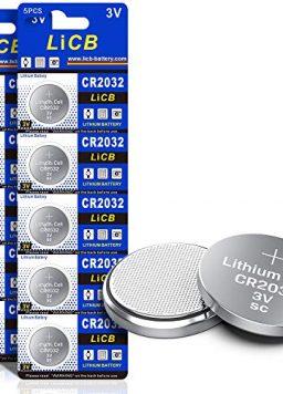 3V Lithium Battery(10-Pack)