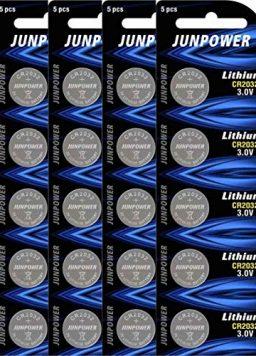3V Lithium Battery CR2032