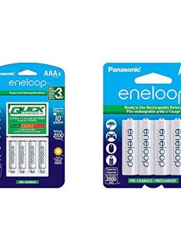 3 Hours Quick Charger Panasonic Advanced Individual Battery