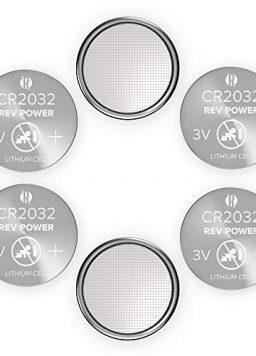 CR2032 3V Lithium Coin Cell Battery