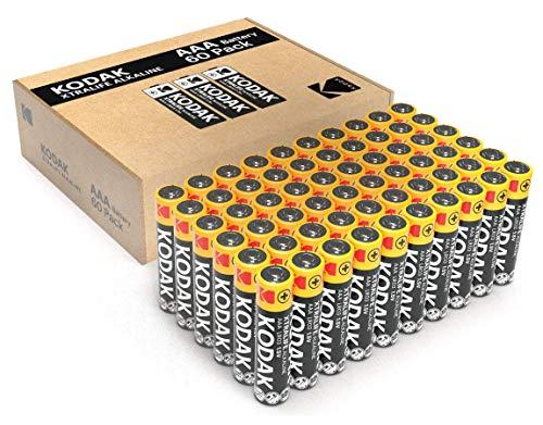 AA Batteries - Alkaline Batteries 1.5V Mignon LR06