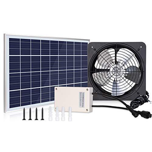 ECO-WORTHY Solar Powered Attic Fan System