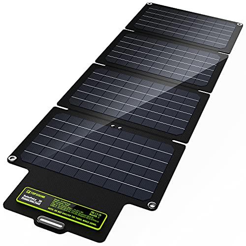 UPGRADE Topsolar SolarFairy 30 Foldable Solar Panel