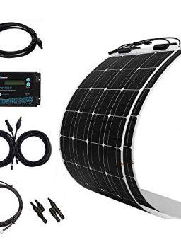 Renogy 200W Solar Flexible Kit 20A Waterproof PWM Controller