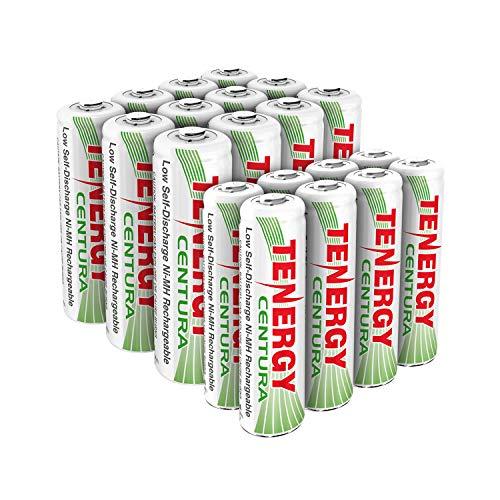 Tenergy Centura Low Self Discharge NiMH Rechargeable Battery Combo