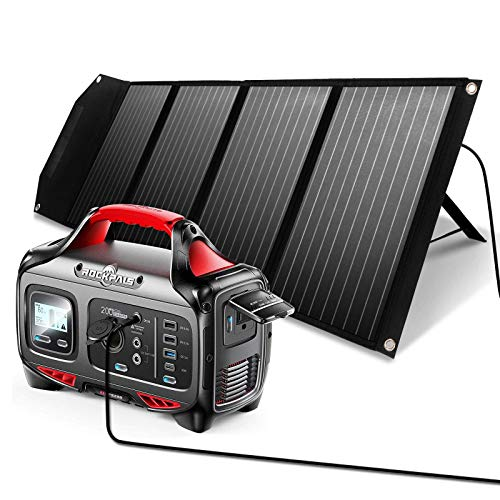 ROCKPALS 200W Portable Power Station