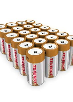 High Performance D Non-Rechargeable Batteries for Clocks, Remotes, Toys