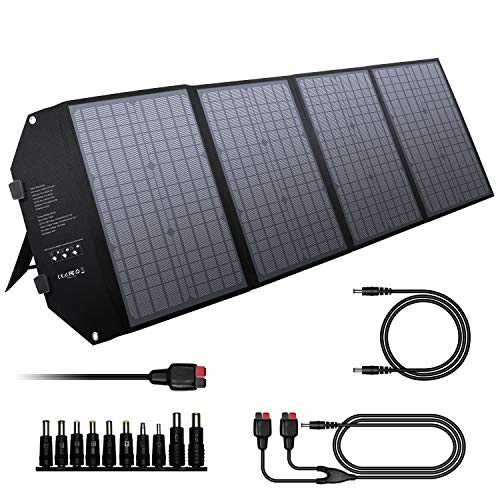 EnginStar 100W Foldable Solar Panel Charger