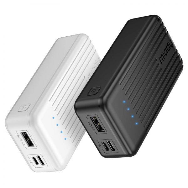 Portable Charger Power Bank 10000mAh for iPhone, Samsung Galaxy