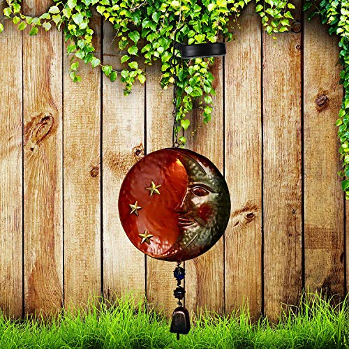 Hanging Garden Decorations with Solar Lights Outdoor