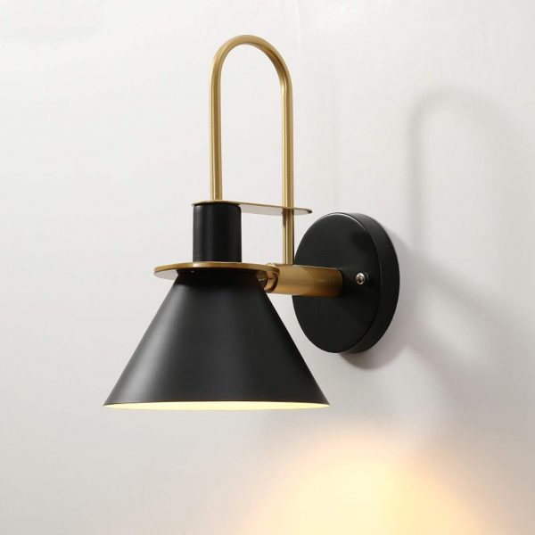 ch-AIR 1 Pack Nordic Wall Mount Light Fixture